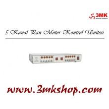3MK-PC5 5 Kanal PAN Motor Kontrol Ünitesi