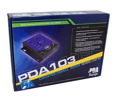 C-TEC PDA103C Bilet Gişesi İndüksiyon Döngü Sistemi