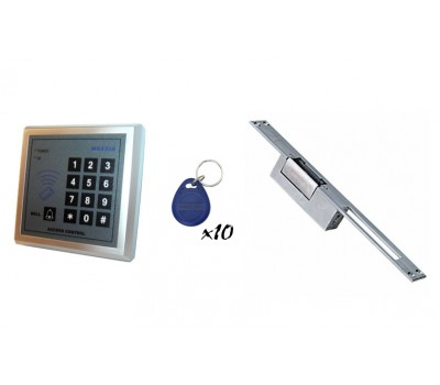 LOREX LR-GCSET2 Şifreli & Kartlı Geçiş Sistemi Apartman Set