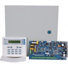 MIE-SP8ex 8-72 Zone Soygun Alarm Paneli