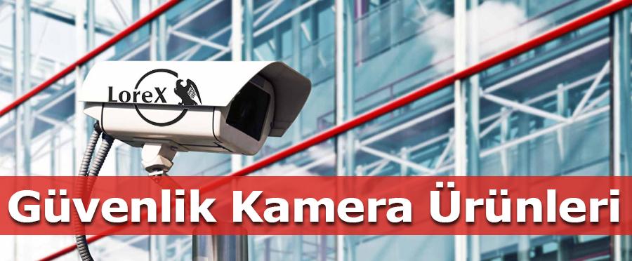 Güvenlik Kamera Ürünleri