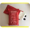 LOREX LR-FB1010C 100x100 Çantalı Alev Almaz Yangın Söndürme Battaniyesi