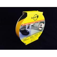 Lorex LR-KYB403 Merdiven Kaydırmaz Bant Sarı-Siyah (2,5cm x 10metre)
