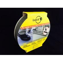 Lorex LR-KYB603 Merdiven Kaydırmaz Bant Gri (25 mm x 10 metre)