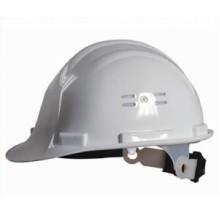 Lorex LR-GE4815 Hava Delikli / Vidalı / Kulaklık Siperlik Takılabilir Baret Beyaz