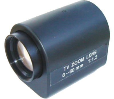3MK-MZ636 6mm-36mm Motorize Zoom Lens