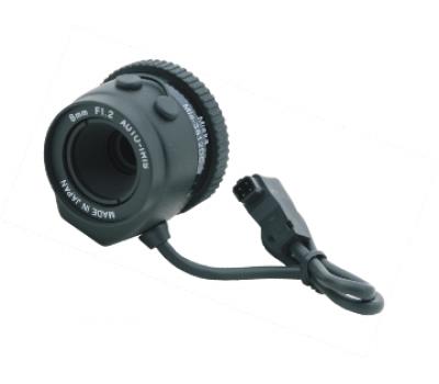 MIEKA MIE-21214DC 12mm Autoiris Lens