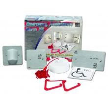 C-TEC NC951/SS Paslanmaz Çelik Engelli WC Alarm Sistemi - Yardım Seti