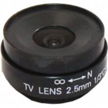 3MK-FL25 2,5mm Sabit İris Lens
