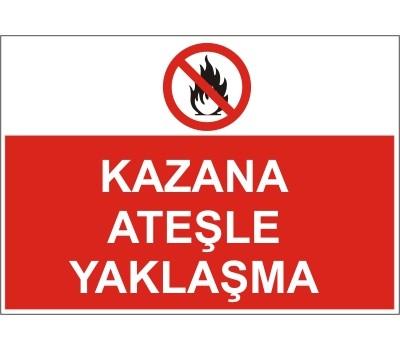 LR-YL38 KAZANA ATEŞLE YAKLAŞMA
