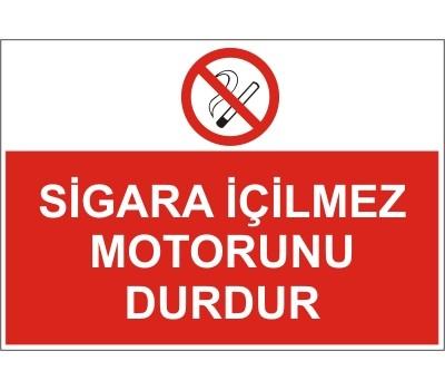LR-YL46 SİGARA İÇİLMEZ MOTORUNU DURDUR