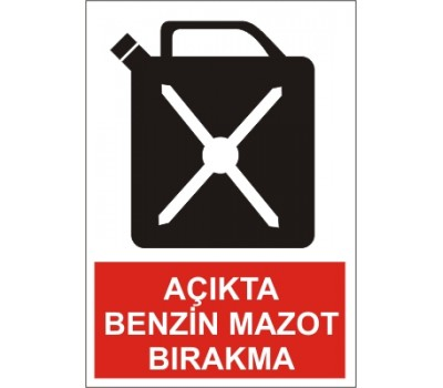 LR-YL49 AÇIKTA BENZİN MAZOT BIRAKMA