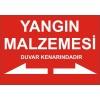 LR-YL56 YANGIN MALZEMESİ DUVAR KENARINDADIR
