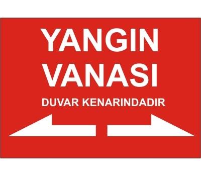LR-YL57 YANGIN VANASI DUVAR KENARINDADIR