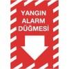 LR-YL64 YANGIN ALARM DÜĞMESİ