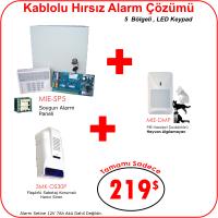 Kablolu Alarm Setleri