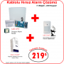 MIEKA Kablolu Hırsız Alarm Seti