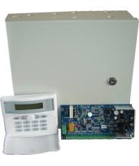 MIE-SP8 8 Zone Soygun - Hırsız Alarm Paneli