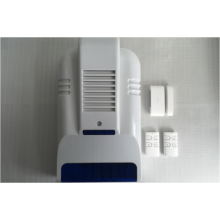 Mieka Kablosuz Alarm Sistemi - Tek Manyetik + 2X Kumanda