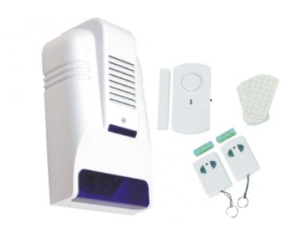 CAM-SP12 Kablosuz Hırsız Alarm Seti