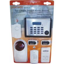 Lorex LR-WA12 Kablosuz Hırsız Alarm Seti
