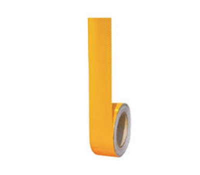 Lorex Reflektif Bant / Fosforlu Bant (5cm x 10m) Sarı