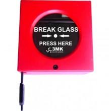 3MK-5100A Analog Adresli Yangın İhbar Butonu