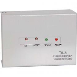 TA4 2 Kontaklı Deprem Sensörü