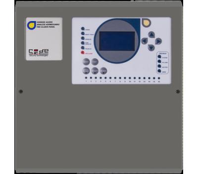 AA402 1 Loop 250 Adresli Yangın Alarm Paneli