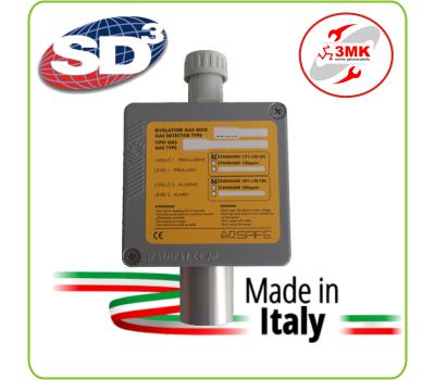 SD3 GD109C Endüstriyel Asetilen Gaz Dedektörü