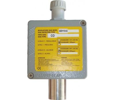SD3 GD113C Endüstriyel Karbondioksit CO2 Dedektörü