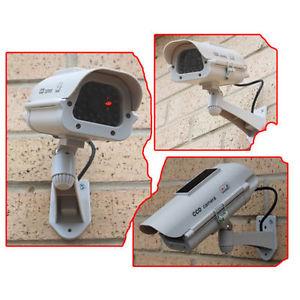 Güneş Enerjili Caydırıcı Kamera